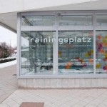 Trainingsplatz am Platz der Vereinten Nationen 1, Berlin