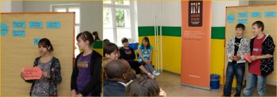 """""""Fit gegen Rechts""""-SchülerInnen berichten über das Projekt aus ihrer Sicht"""
