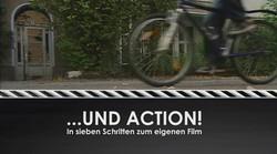 ....und action!