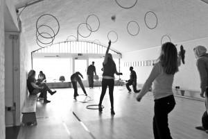 Workshop für Schulklassen: Förderung von Teamgeist
