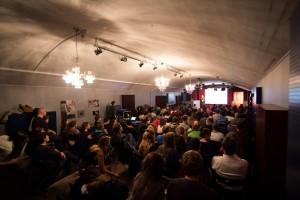 Gut besuchte Veranstaltung in unseren Ausstellungsräumen bei 7xjung