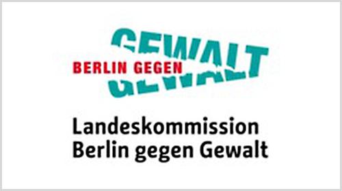 Logo Landeskommission gegen Gewalt