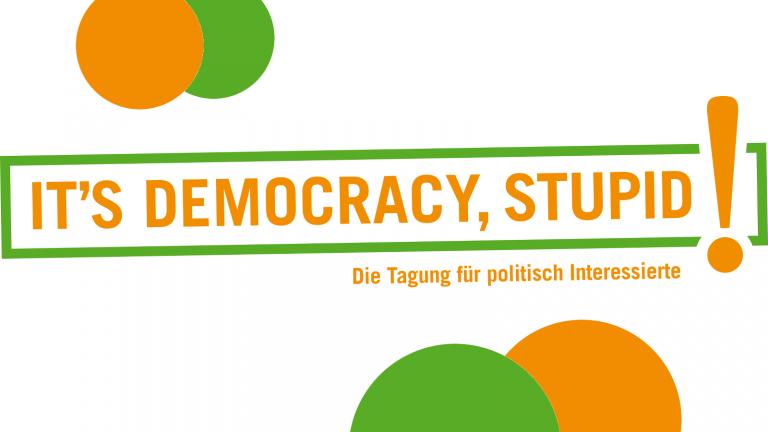 It's Democracy, Stupid!