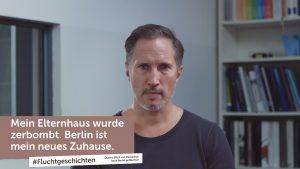 Benno Führmann - #Fluchtgeschichten