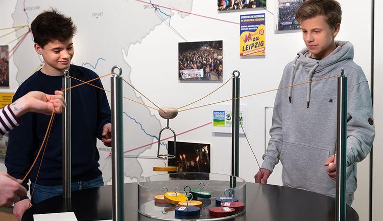 Ferienworkshop Gesicht Zeigen! und Deutsches Historisches Museum