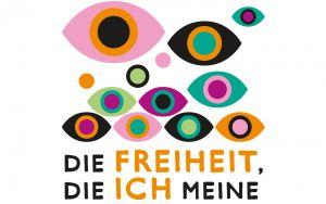 Projekt Die Freiheit, die ich meine Logo