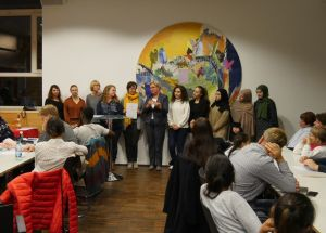 Preisverleihung Erika-Heß-Preis 2019
