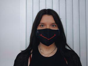 Die Gesicht Zeigen!-Maske