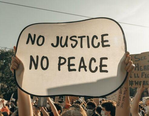 Keine Gerechtigkeit, kein Frieden
