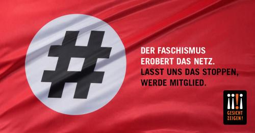 Der Faschismus erobert das Netz Facebook
